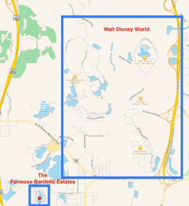 Formosa and Disney Overview